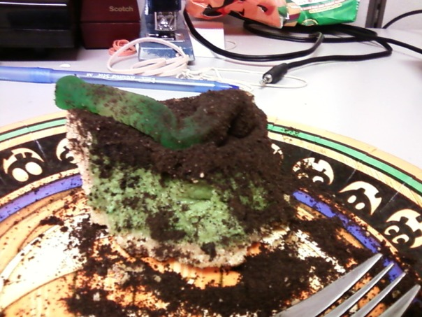green pumpkin mangled slice 2