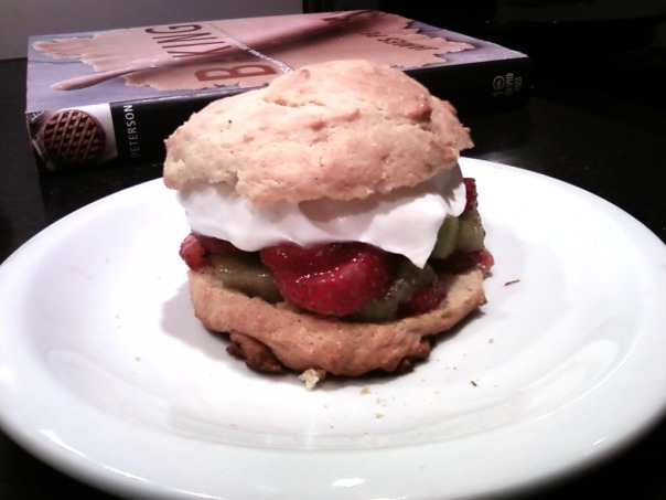strawberry kiwi shortcake 2