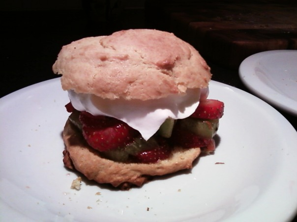 strawberry kiwi shortcake 3