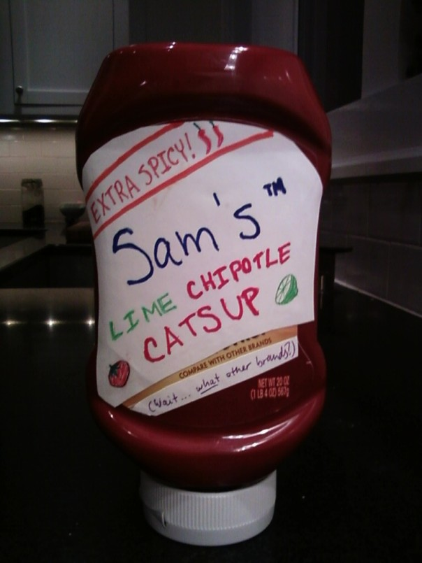 lime chipotle catsup 1