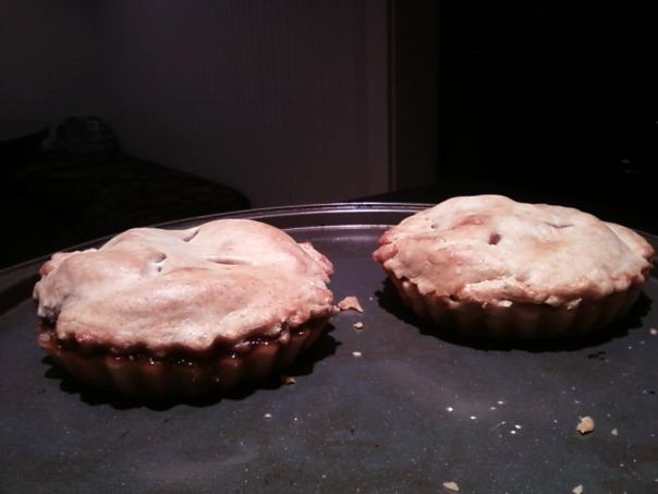mini nectarine pies 2