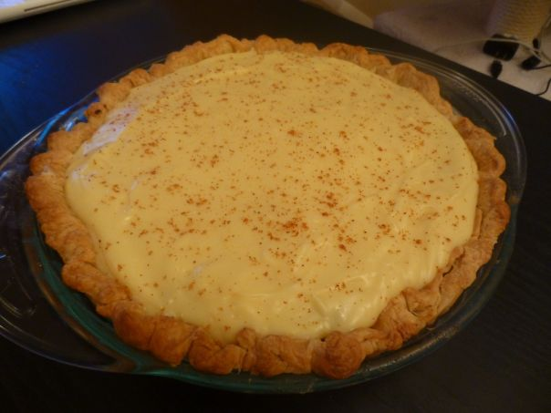 plantain cream pie filled 2