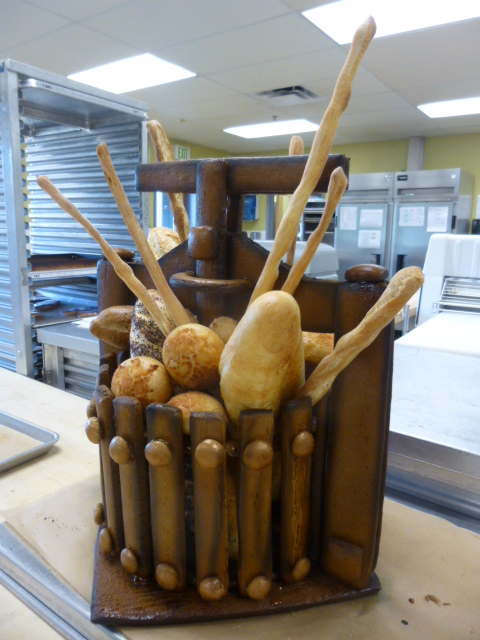 honey dough wine press 2