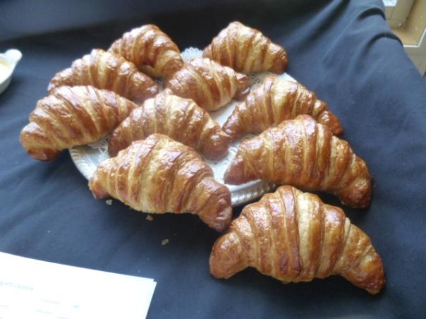 exam croissants